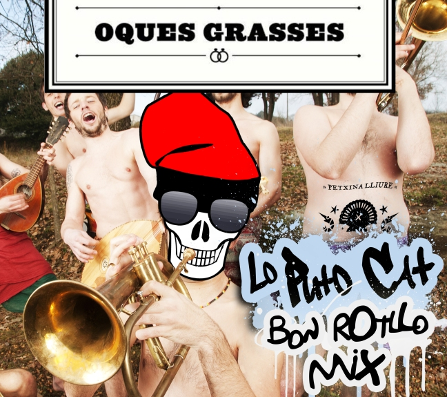 OQUES GRASSES MIX COVER